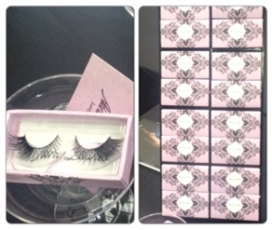 My Birthday is coming up soon and minx lashes are looking like the real  deal. Handmade and oh so glamorous!