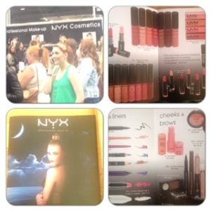 NYX Cosmetics Really impressed by this brand. Hopefully they will be on the UK High Street this year *fingers crossed*